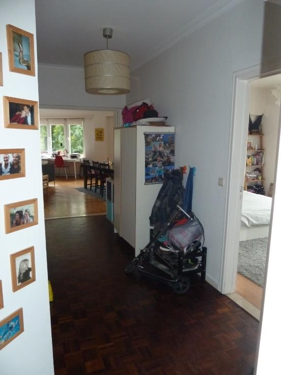 Appartement de 2façades à louerà Watermael-Boitsfort auprix de 1.000€ - (6663759)
