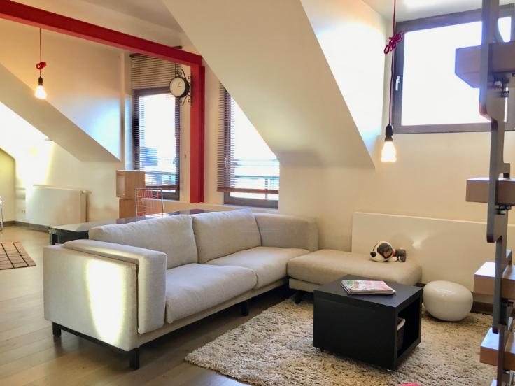 Appartement de 1façade à louerà Molenbeek-St-Jean auprix de 840€ - (6663824)
