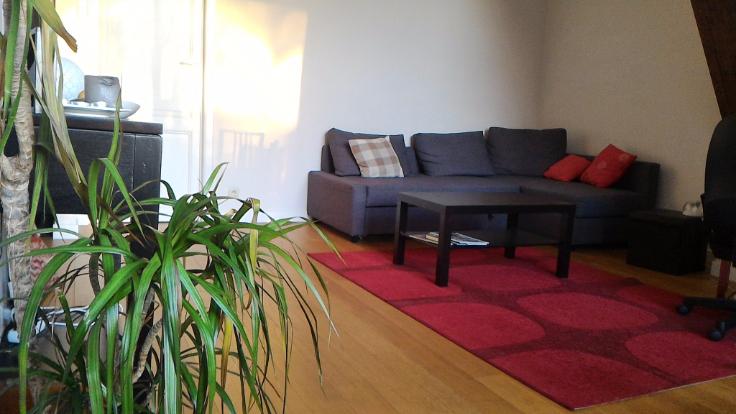 Appartement te huurte Woluwe-St-Pierre voor800 € -(6663919)