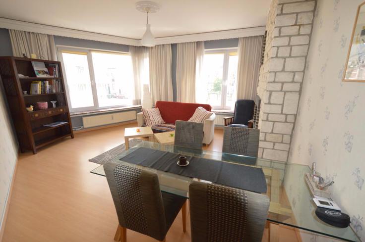 Appartement de 3façades à louerà Bruxelles villeau prix de570 € -(6663932)