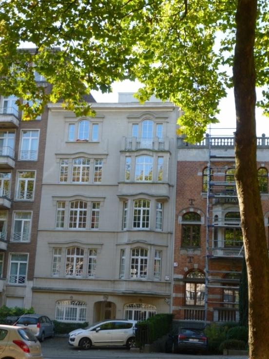 Appartement van 2gevels te huurte Woluwe-St-Pierre voor1.450 € -(6663938)