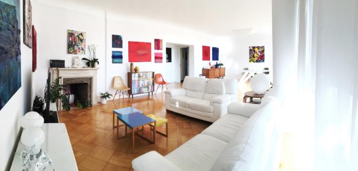 Appartement de 2façades à louerà Uccle auprix de 1.500€ - (6664083)