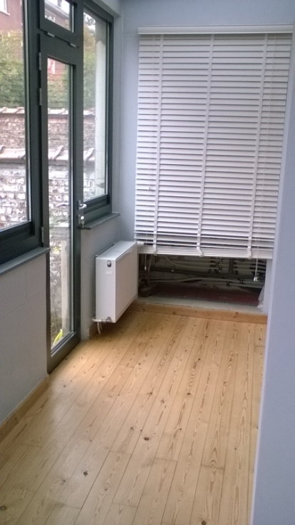 Appartement de 2façades à louerà Anderlecht auprix de 800€ - (6664129)