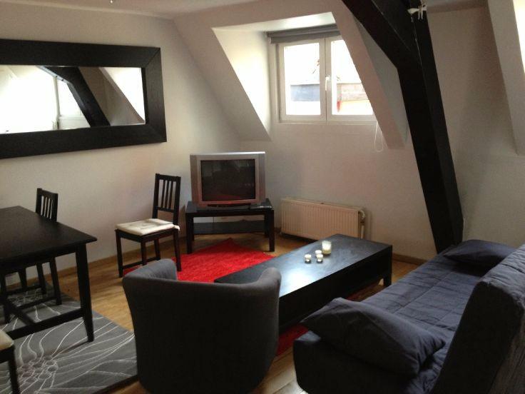 Appartement van 2gevels te huurte Bruxelles villevoor 820 €- (6664193)