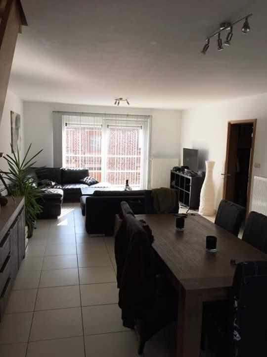 Duplex te huurte Mesvin voor675 € -(6664676)