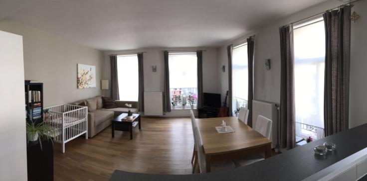 Appartement de 2façades à louerà Bruxelles villeau prix de885 € -(6665377)