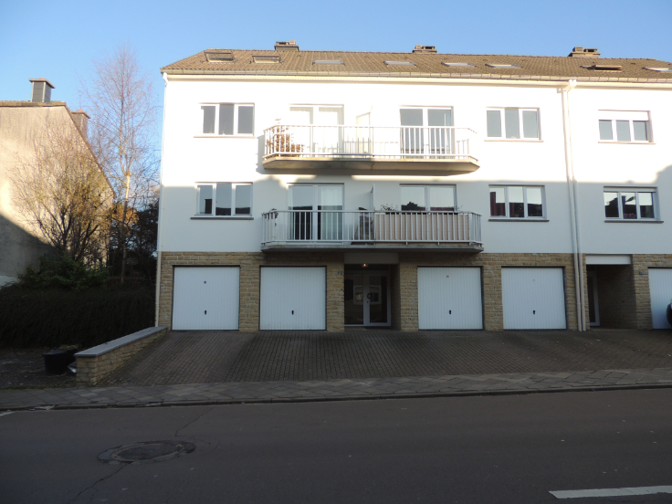 Appartement de 2façades à louerà Arlon auprix de 700€ - (6665841)