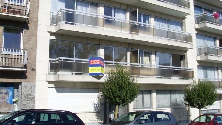 Appartement de 2façades à louerà Jette auprix de 875€ - (6665875)