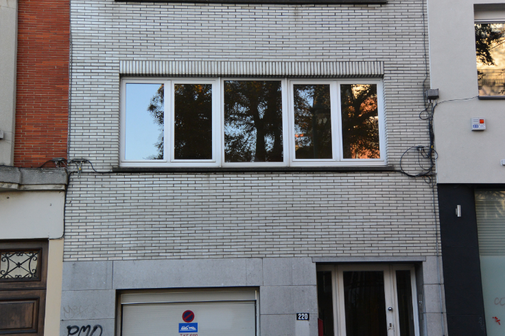 Appartement van 2gevels te huurte Forest voor850 € -(6665900)