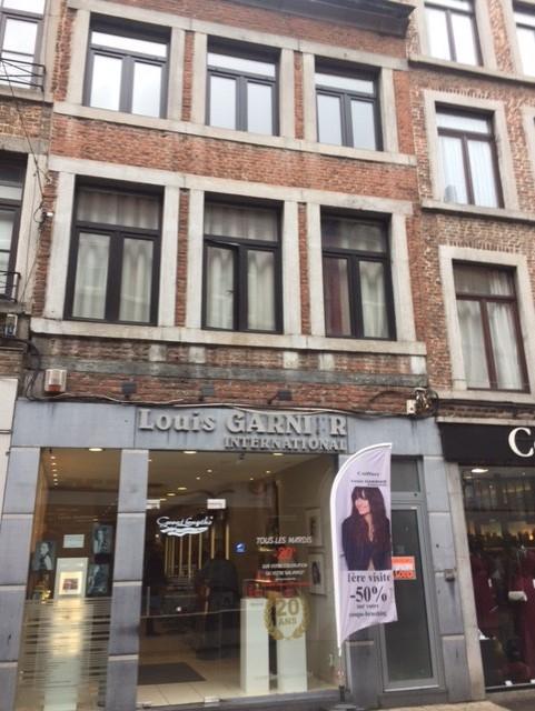 Duplex van 2gevels te huurte Namur voor575 € -(6666056)