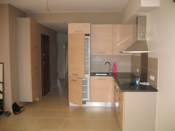 Appartement van 2gevels te huurte Laeken voor750 € -(6666077)