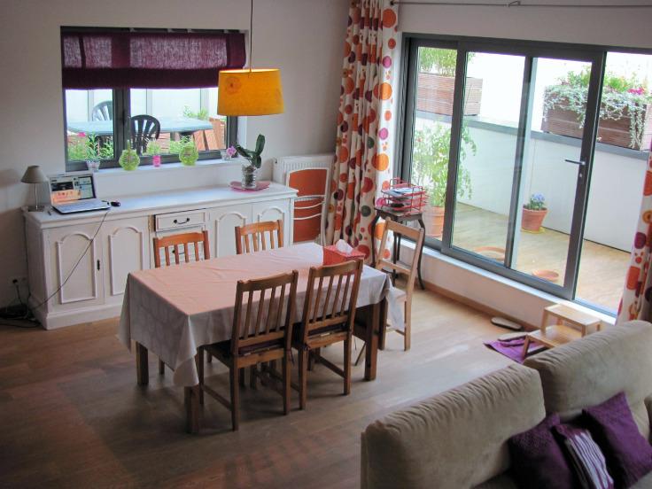 Appartement de 3façades à louerà St-Gilles auprix de 1.300€ - (6667665)
