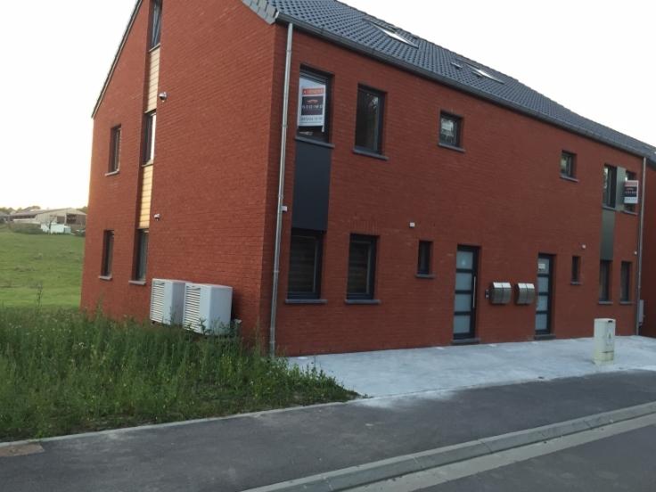 Duplex de 3façades à louerà Soumagne auprix de 780€ - (6667974)