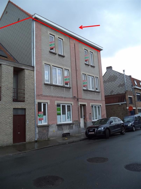 Penthouse de 3façades à louerà St-Kruis auprix de 750€ - (6670736)