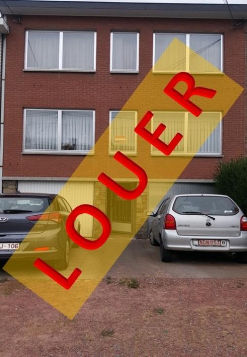 Appartement de 2façades à louerà Alleur auprix de 575€ - (6672567)