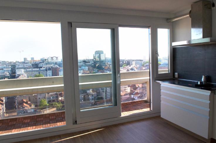 Appartement à louerà St-Josse-Ten-Noode auprix de 1.250€ - (6679649)