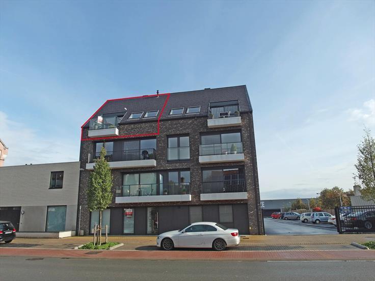 Appartement de 2façades à louerà Oostkamp auprix de 650€ - (6680260)