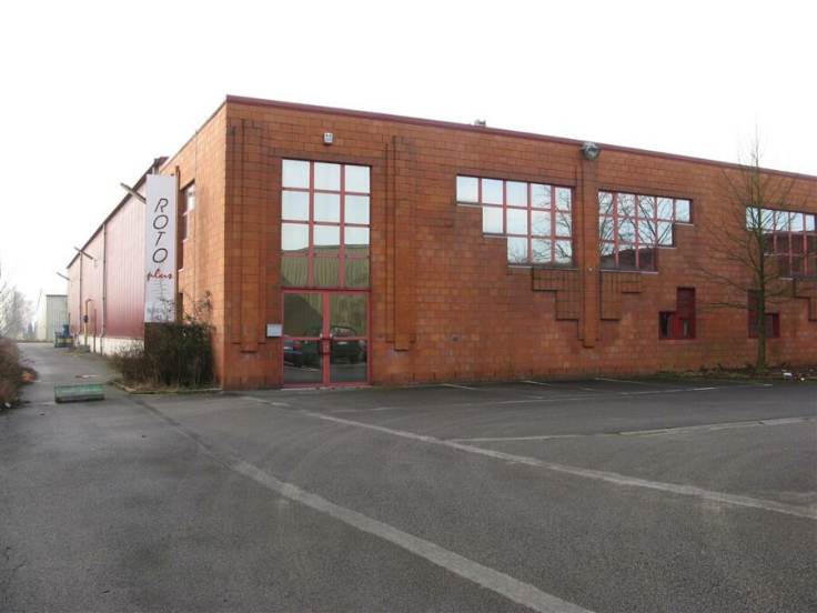 Immeuble industriel àlouer à Jumetau prix de69.400 € -(6682636)