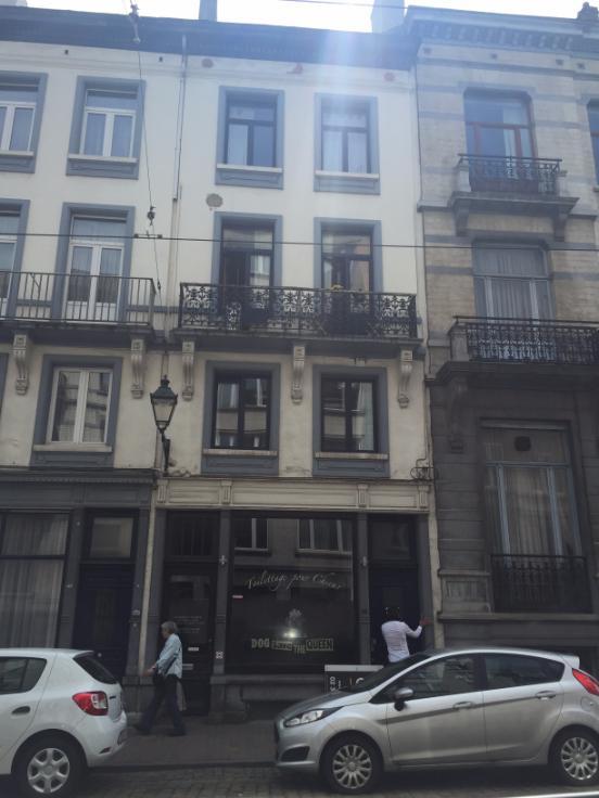 Appartement de 2façades à louerà Ixelles auprix de 650€ - (6685129)