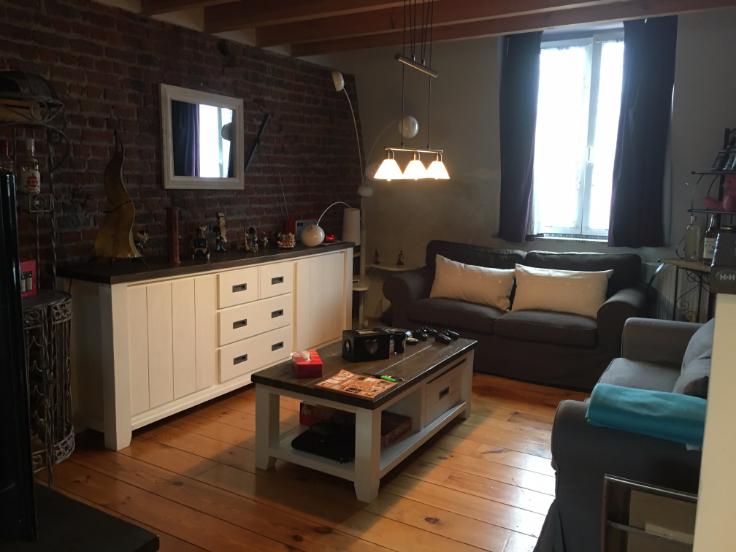 Duplex de 1façade à louerà Anderlecht auprix de 630€ - (6688115)