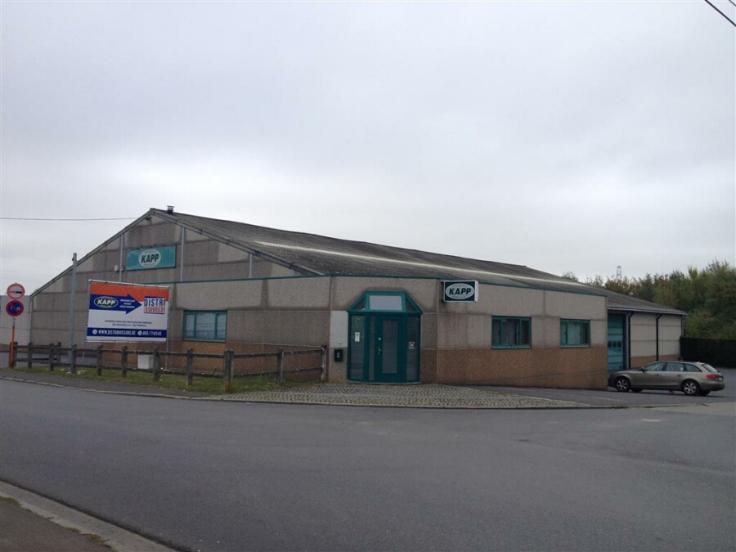 Immeuble industriel tehuur te Havrévoor 57.323 €- (6692495)