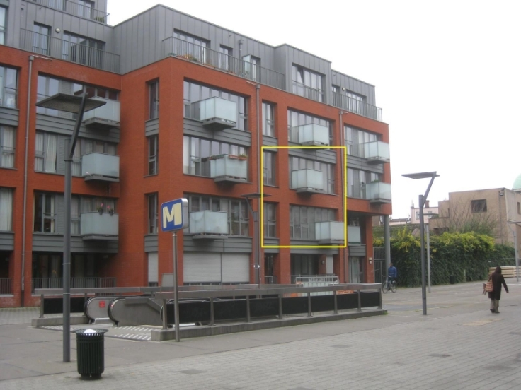 Appartement te huurte Molenbeek-St-Jean voor785 € -(6694322)