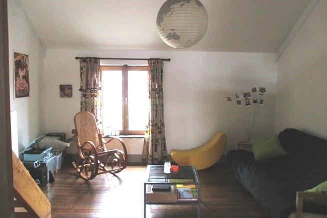 Duplex de 2façades à louerà Liège 2au prix de540 € -(6694474)