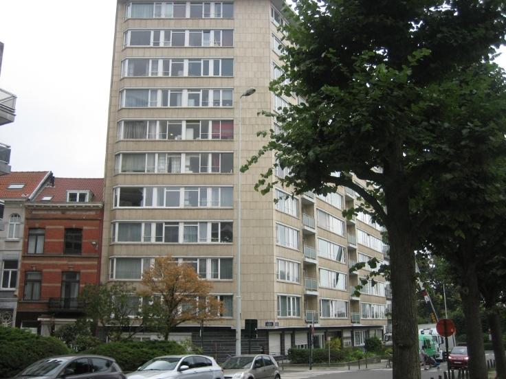 Appartement de 2façades à louerà Bruxelles villeau prix de985 € -(6695400)