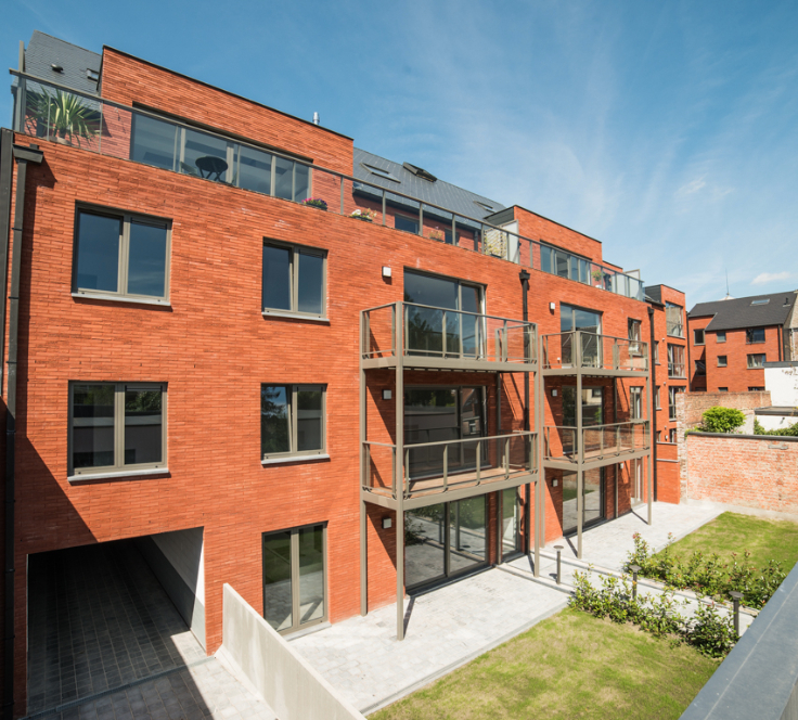 Appartement de 2façades à louerà Mons auprix de 900€ - (6698700)