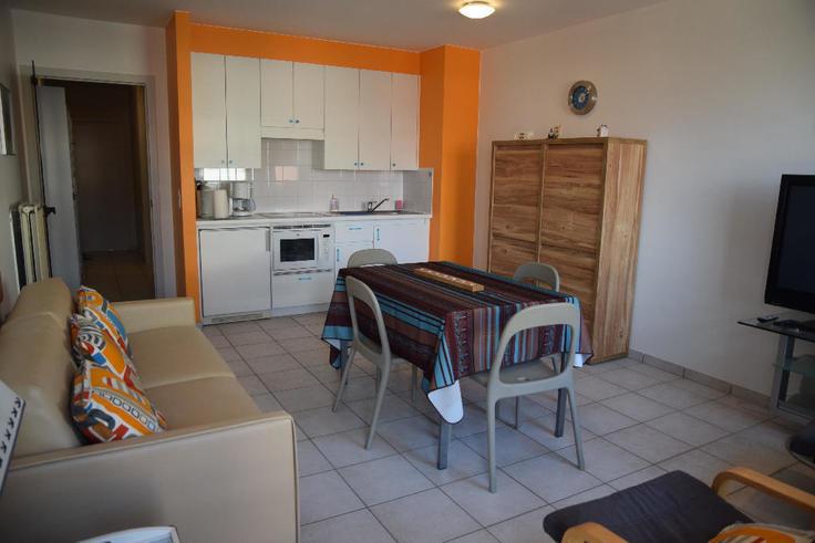Belgique : locationde vacances -Appartement au prixde 0€ -(6698843)