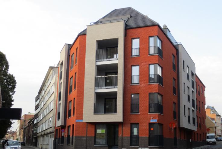 Appartement with 3frontages for rentin Louvain auprix de 1.020€ - (6698886)