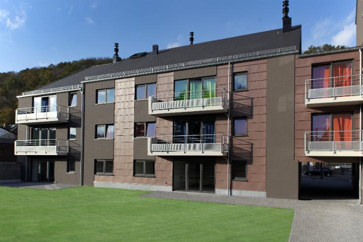 Appartement de 2façades à louerà Pepinster auprix de 650€ - (6701786)