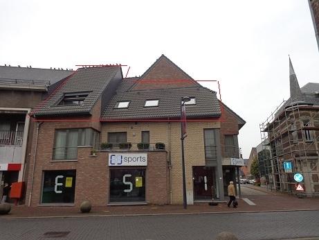 Appartement van 2gevels te huurte Alken voor620 € -(6701988)