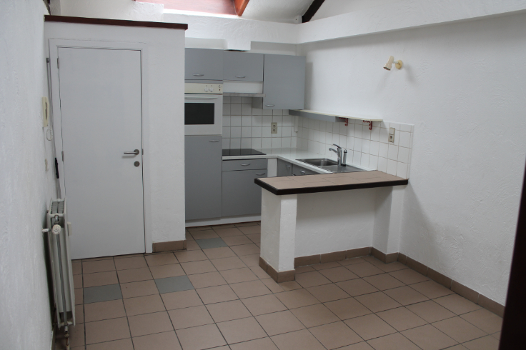 Appartement de 2façades à louerà Court-St-Etienne auprix de 500€ - (6705653)