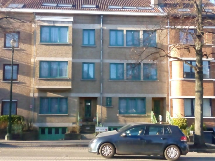 Appartement with 2frontages for rentin Woluwe-St-Pierre auprix de 1.090€ - (6705810)