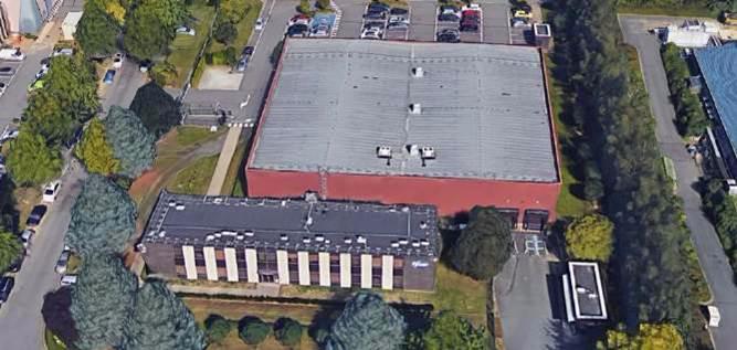 Immeuble industriel tehuur te Zaventemvoor 80.760 €- (6706812)