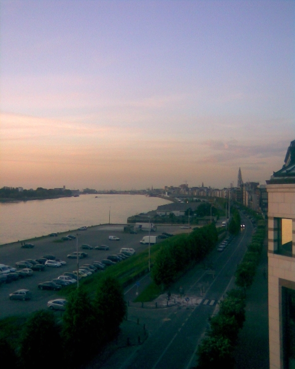 Appartement à louerà Anvers auprix de 1.095€ - (6713084)