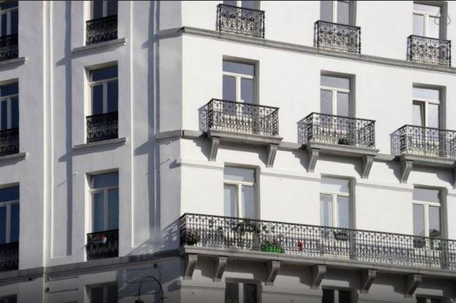 Appartement de 1façade à louerà Bruxelles villeau prix de895 € -(6718440)