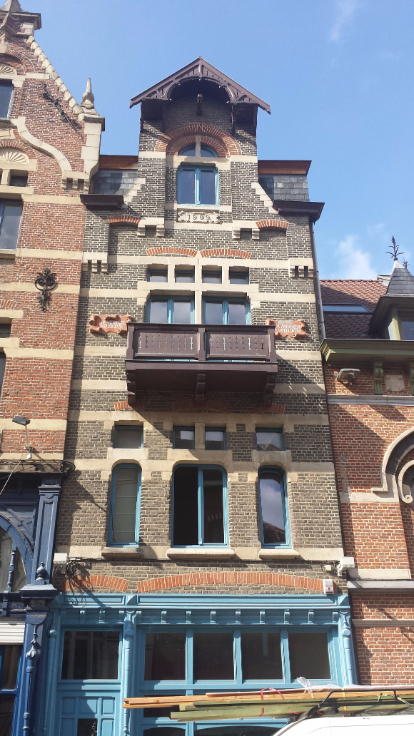 Appartement à louerà Gand auprix de 640€ - (6719403)