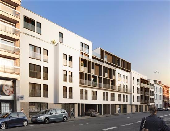 Immeuble de bureauxvan 2 gevelste koop teCourtrai voor 308.850€ - (6723468)