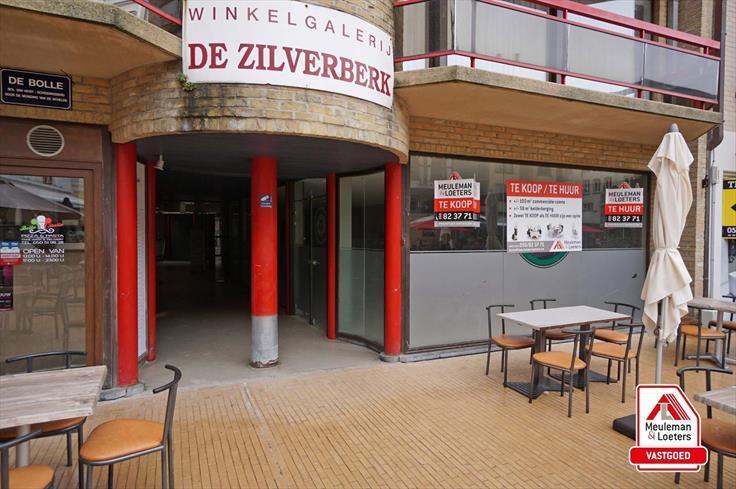 Horeca à vendreà Heist auprix de 230.000€ - (6724649)