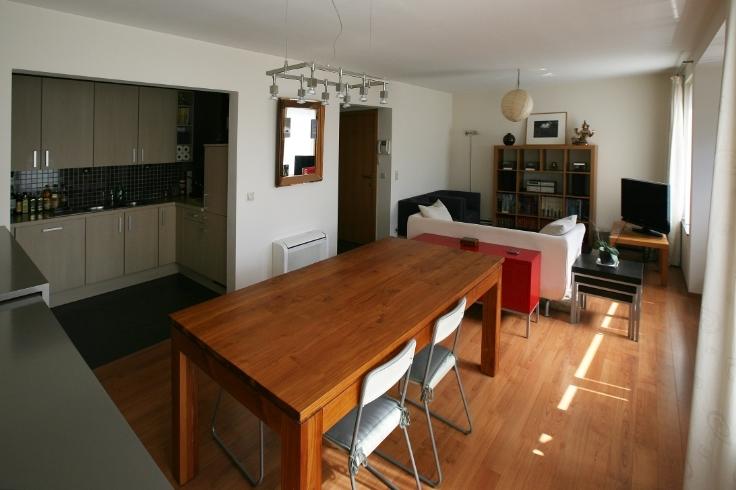 Appartement de 2façades à louerà Hyon auprix de 700€ - (6729796)