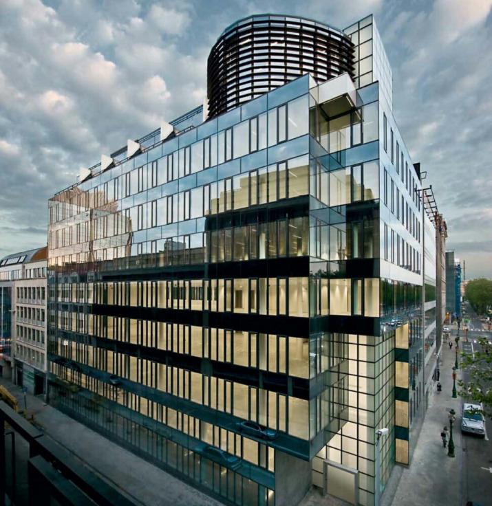 Immeuble de bureauxà louer àBruxelles ville auprix de 181.460€ - (6733016)