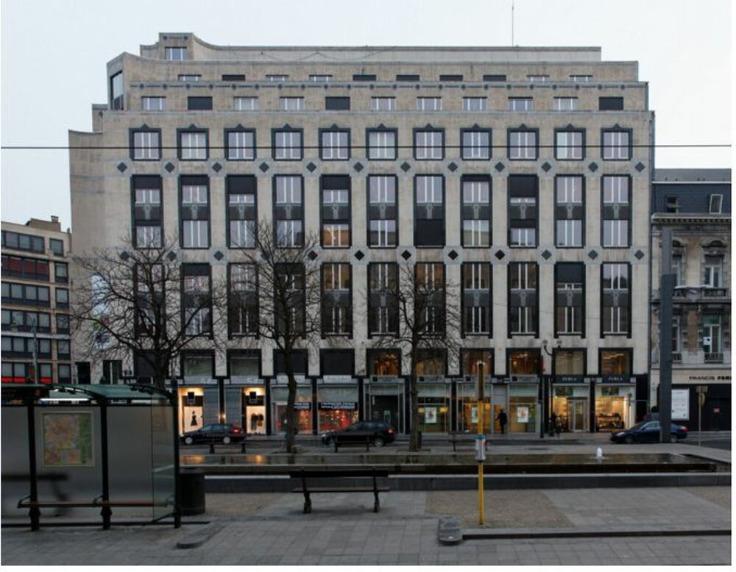 Bureaux à louerà Ixelles auprix de 399.415€ - (6733182)