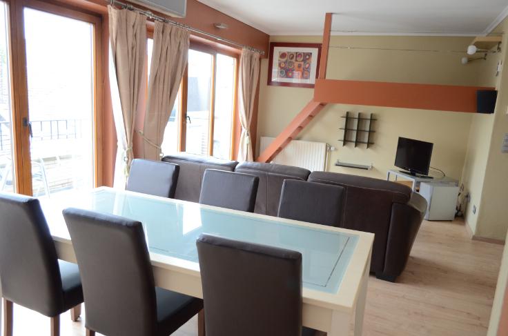 appartement louer cp 4000 li ge et entit s. Black Bedroom Furniture Sets. Home Design Ideas