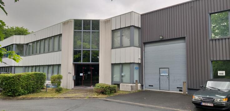 Industrieel gebouw forrent in Zaventemau prix de190.000 € -(6849673)