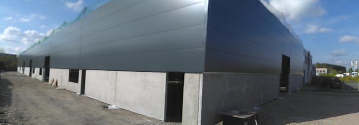Industrieel gebouw van3 gevels tehuur te Aalstvoor 108.900 €- (6916918)