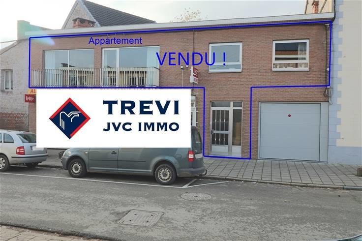 Appartement de 2façades à vendreà Remicourt auprix de 55.000€ - (6924848)