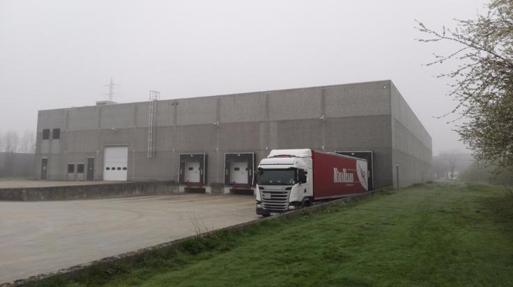Industrieel gebouw forrent in Bornemau prix de115.025 € -(6932248)