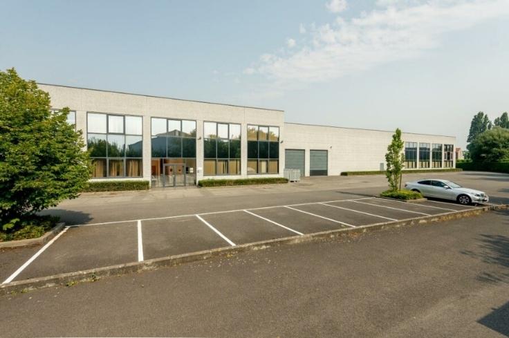 Industrieel gebouw tehuur te Vilvordevoor 524.590 €- (6954729)
